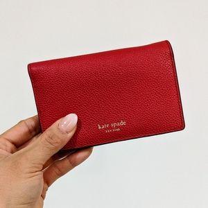 kate spade margaux small keyring wallet